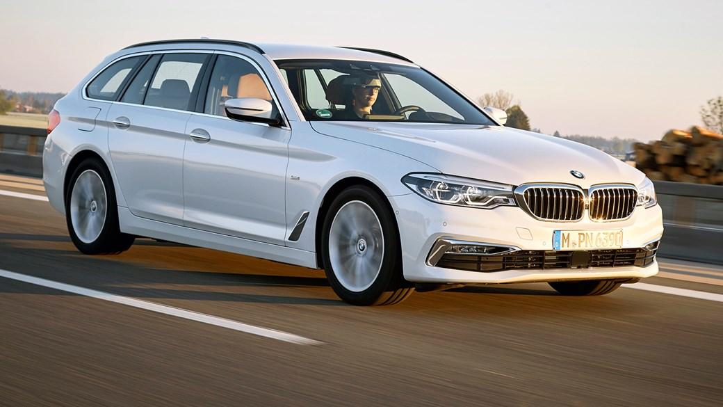 BMW Series 5 Grand Touring Option